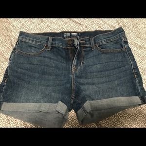 Old Navy Semi-fitted Jean Shorts